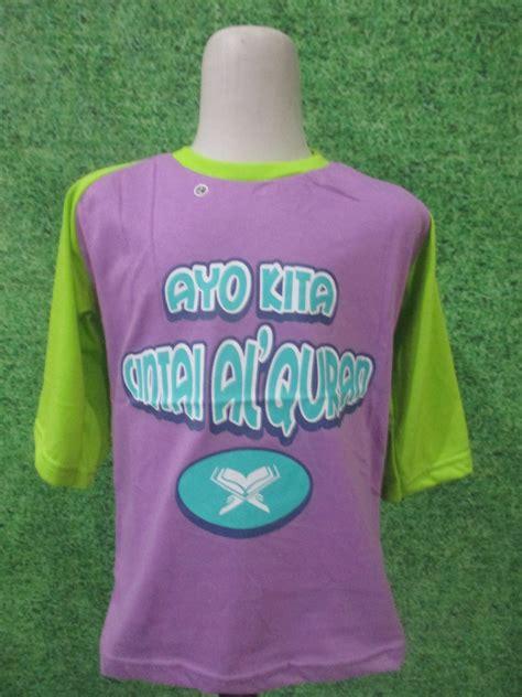 Baju Anak Kaos Anak Grosir Pakaian Anak Kaos Murah Ht 121 kaos muslim anak obralanbaju obral baju pakaian