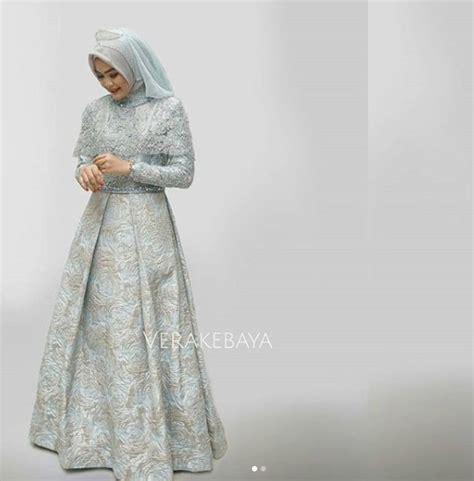 Kebaya Vera Salem 5 inspirasi dress simpel pengganti kebaya saat wisuda