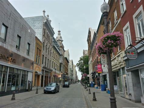 tattoo rue st joseph québec la rue saint joseph vers 1895 vues anciennes de qu 233 bec
