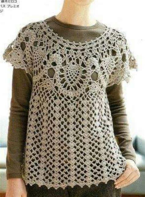 blusas de gancho hermosas blusas tejidas a mano crochet title car pictures