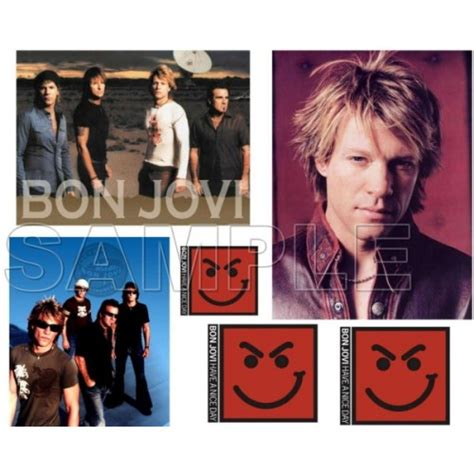 T Shirt Bonjovi 3 bon jovi t shirt iron on transfer decal 3