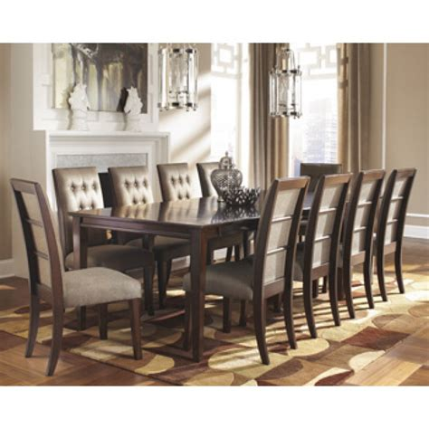 ashley dining room table ashley furniture dining room tables