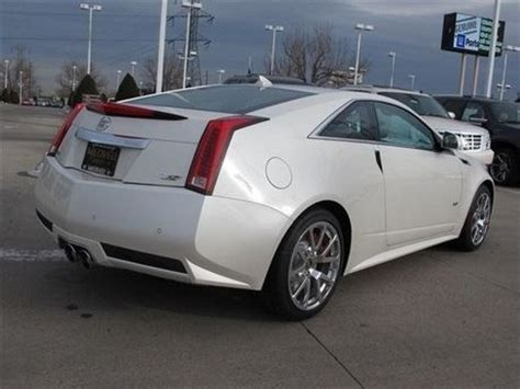 new 2 door cadillac purchase new 2013 cadillac cts v coupe 2 door 6 2l in