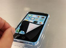 Image result for iphone 5c screen. Size: 219 x 160. Source: www.businessinsider.com.au