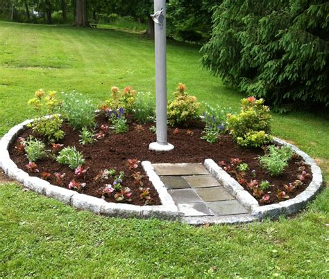 landscaping with flag pole   Google Search   Gardening Timing