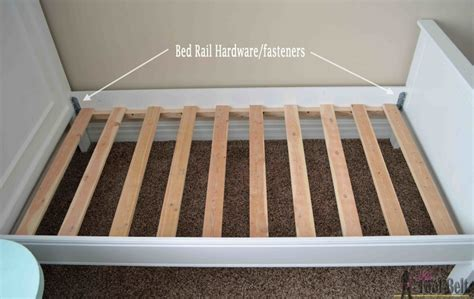 diy bed rail twin bed with faux raised panel her tool belt