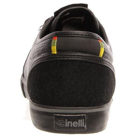 fixed gear bike shoes dvs men s luster x cinelli fixed gear bike shoe black 9 5
