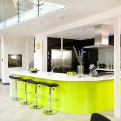 Lime Green Kitchen Ideas by Lime Green Kitchen Cabinets Weird And Wonderful Kitchens