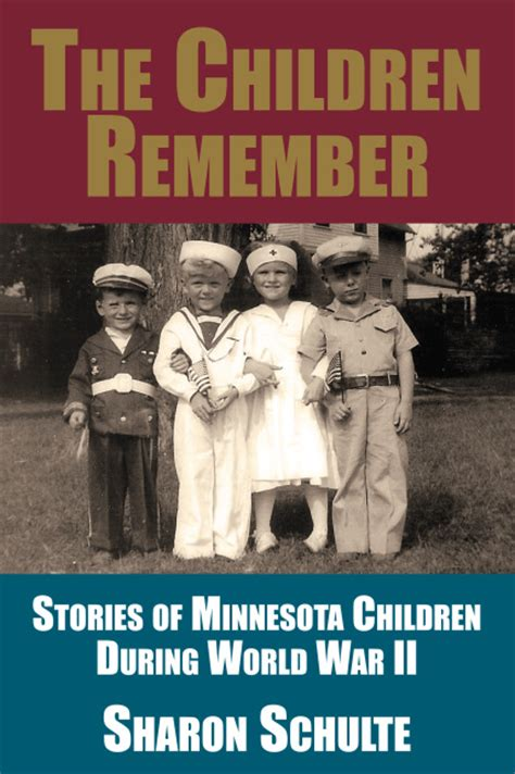 during wartime stories books the children remember stories of minnesota children