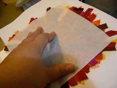 Iris Folding Paper Strips - yoonie at home tutorial iris folding with bias strips