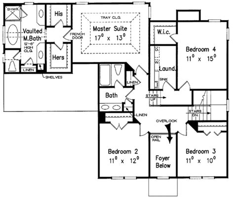 house plans no 87 stanwell blueprint home plans house classical style house plan 4 beds 2 5 baths 2324 sq ft