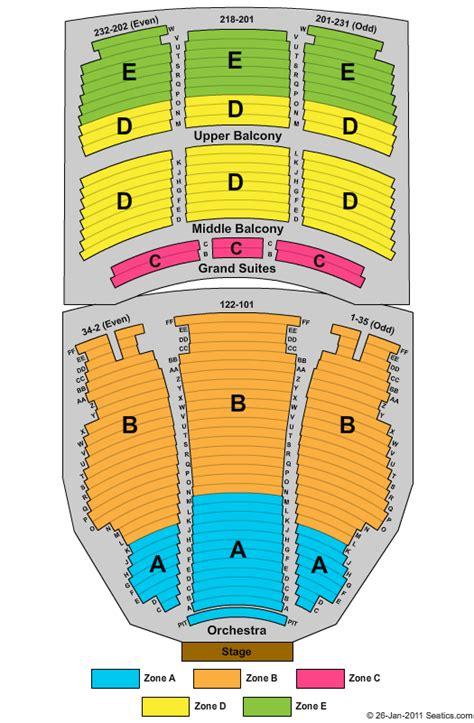 hippodrome baltimore seating chart hippodrome performing arts center seating chart