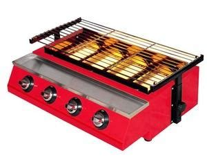 Alat Panggang Tanpa Asap harga alat bakar tanpa asap sosis jagung daging
