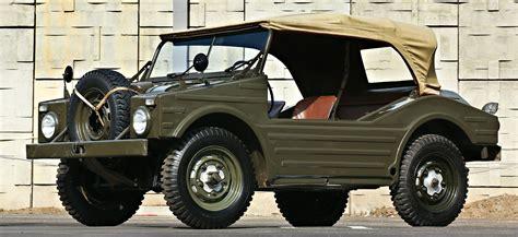 porsche jeep when porsche built a jeep the type 597 jagdwagen