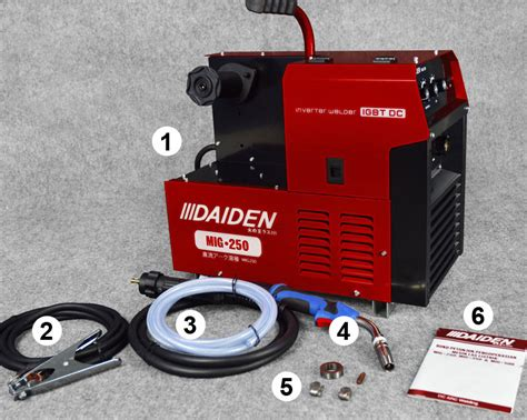 Kabel Las Inverter Las 1 5m daiden industrial welding inverter machine mesin las