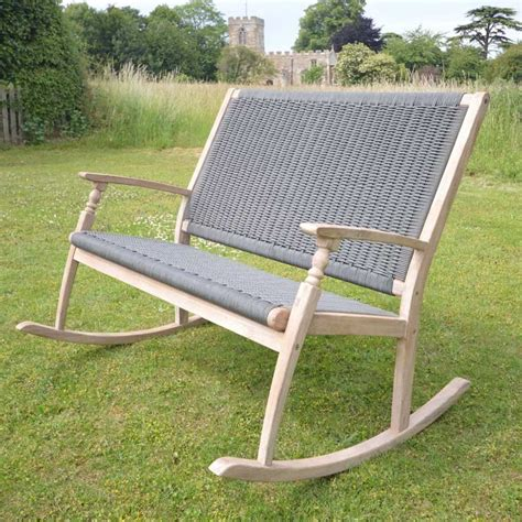 Rocking Garden Bench Wonderful Rocking Garden Bench Redwood Bench Rocker Bench Redwood Soapp Culture