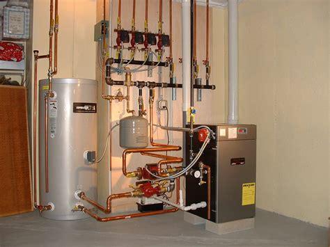 Rw Plumbing And Heating by Burnham Alpine High Efficiency Gas Boiler Installation Yelp