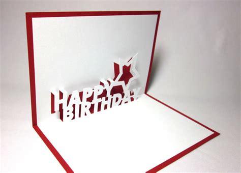 Kostenlose Vorlage ã Karte 196 Hnliche Artikel Wie Alles Gute Zum Geburtstag Pop Up Karte Auf Etsy