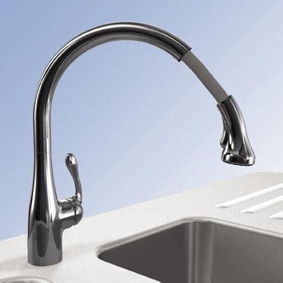 hansgrohe allegro e kitchen faucet hansgrohe 06460 allegro e gourmet semipro pullout kitchen