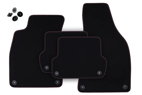 winter floor mats for seat exeo from 2009 2013 lhd only