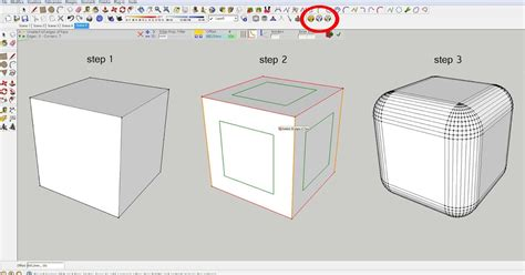 sketchup layout rounded rectangle simo 3d blogspot com plugin per sketchup round corner