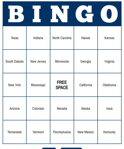free bingo card template generator hub february 2017