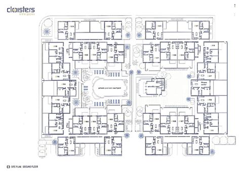 Brickell On The River Floor Plans cloisters at the gables floorplans miami condo lifestyle