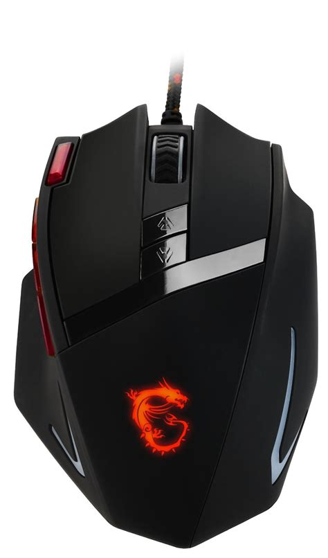 Mouse Gaming Msi mouse gaming interceptor ds200 msi microplay