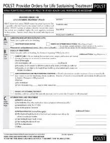 Printable Directions Mn Polst Form Fill Online Printable Fillable Blank