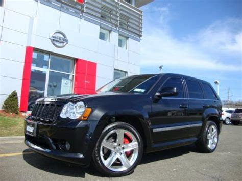 2010 Jeep Grand Srt8 For Sale Used 2010 Jeep Grand Srt8 4x4 For Sale Stock
