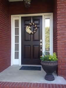 Front Door Paint Colors Sherwin Williams Sherwin Williams Raisin Front Door Color Home Front Doors Front Door Colors