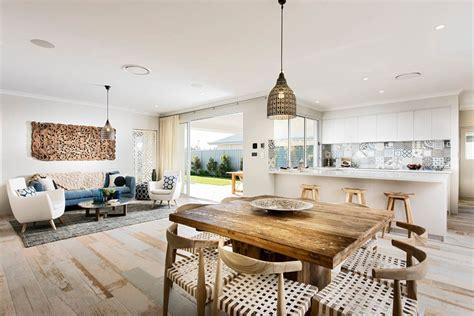 This Open Concept Main Floor Design Combines Art Deco With