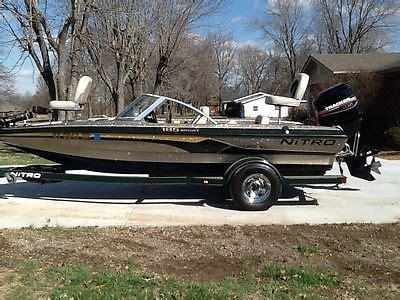 used fish and ski boats in kentucky nitro 185 fish and ski boats for sale