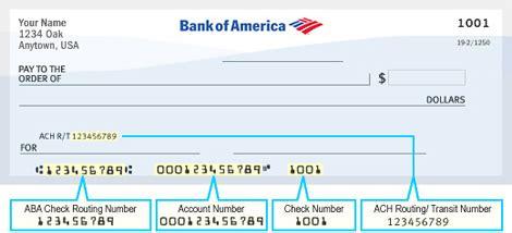 bank number bank of america online banking enrollment
