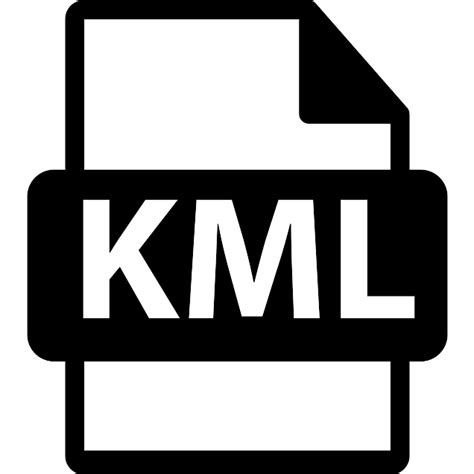 kml template kml file format interface free interface icons