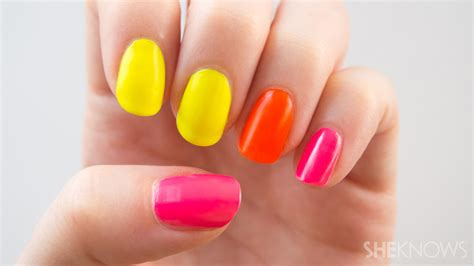 Neon Nail by The Secret To Neon Nail