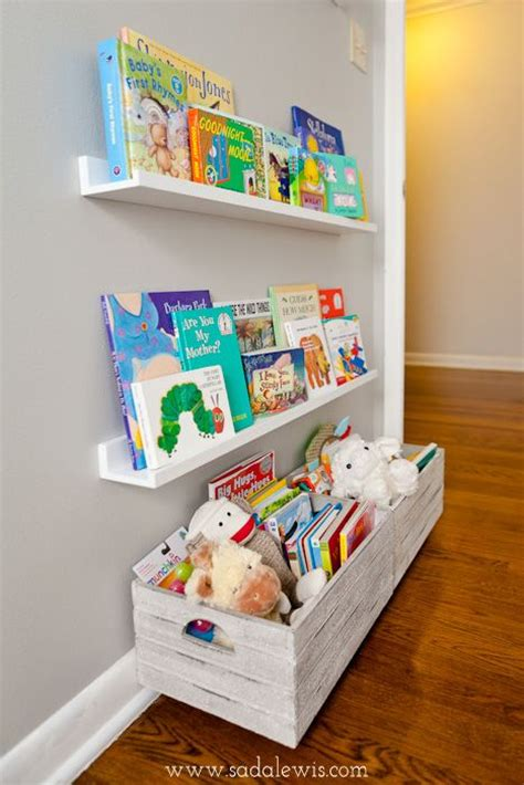 nursery bookshelves bookshelf for a kid s room playroom ideas toys book storage and grey