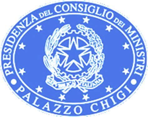 logo presidenza consiglio dei ministri rivoluzione liberale liberalizzazioni il decreto