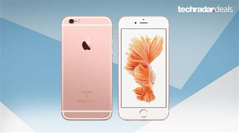 the uk s best iphone 6s deals free upfront and 3gb data for 163 28 50 per month techradar