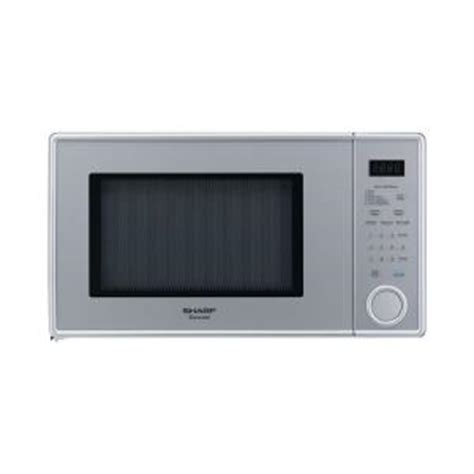 Best Buy Microwaves Countertop by 1 1 Cu Ft Carousel Countertop Microwave In Pearl