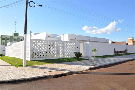 60 modelos de muros residenciais fachadas fotos e dicas