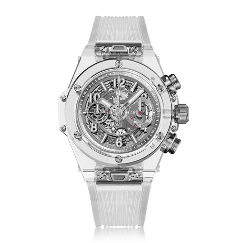 Hublot Transparan hublot big 411 jx 4802 rt the gallery