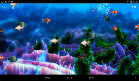 sfondi windows 10 animati acquario i migliori live wallpaper per android