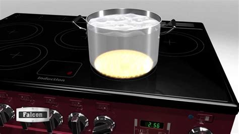 induction hob technology falcon cooker induction cooking hob technology how does it work