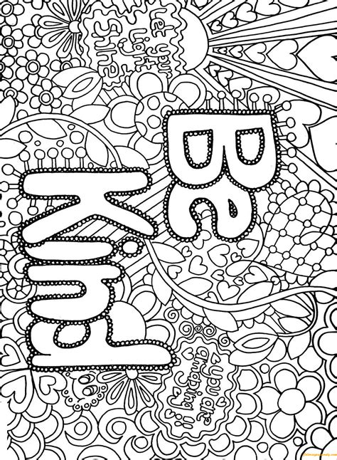 Advanced Coloring Pages Of Letters