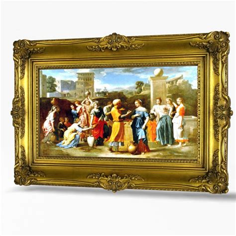 classic picture frame  model cgstudio