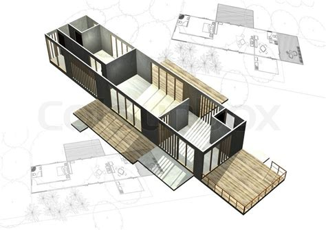 pattern illustrator architecture housing architecture plans with 3d building structure