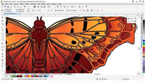 corel draw x7 trace corel draw tips tricks on tracing with coreldraw