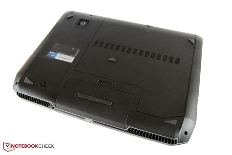 Asus G75vw Gaming Laptop Review asus g75vw t1124v notebookcheck net external reviews