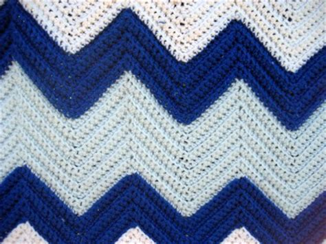 easy zig zag afghan crochet pattern hand made zig zag designed crochet afghan throw blanket